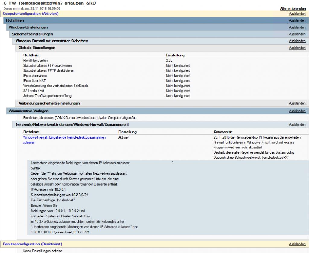 Fein Computerkonfiguration Administrative Vorlagen Galerie - Entry ...